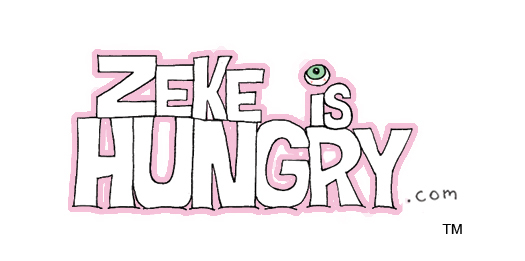 Zeke is Hungry - The funniest zombie comic strip. Ever.